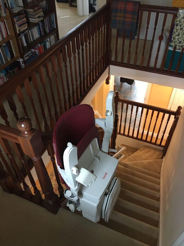 Stannah lift installation Devon