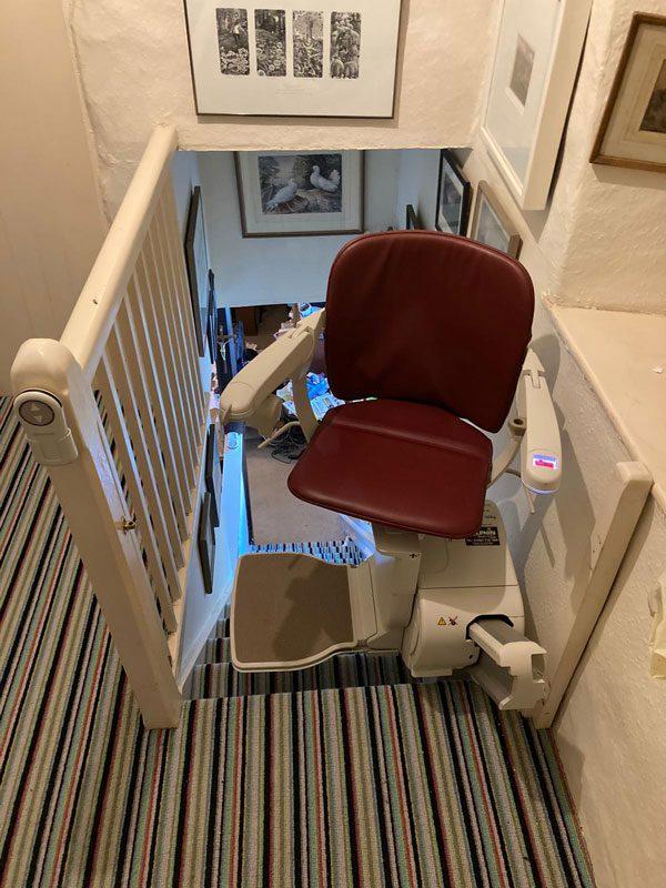 Stairlift buy back Devon