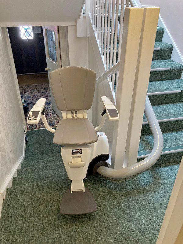 Stairlift-fitter-Devon